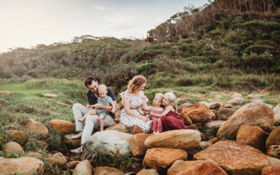 Pearce Family | Family Photographer | Bouddi, Central Coast